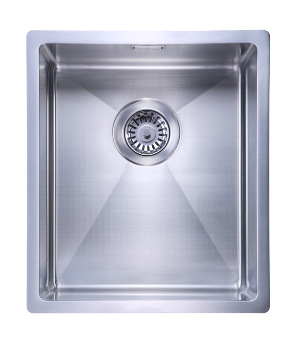 HOME-INOX - éVIER  1 BAC  HI 34X40 R10 IF