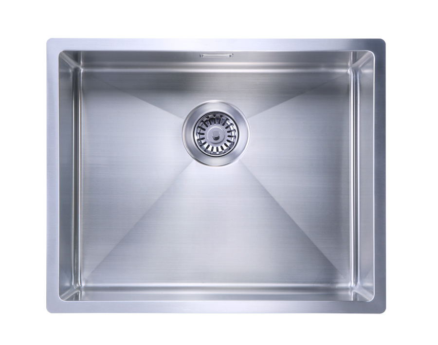 HOME-INOX - éVIER  1 BAC  HI 50X40 R10 IF