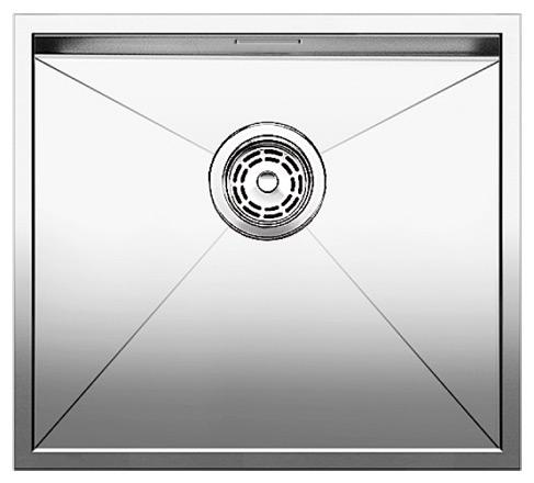 evier grande cuve inox 1 bac a fleur de plan blanco blancozerox blancozerox 450 if meilleur. Black Bedroom Furniture Sets. Home Design Ideas