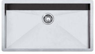 evier grande cuve inox 1 bac sous plan franke planar ppx 110 72 meilleur prix. Black Bedroom Furniture Sets. Home Design Ideas