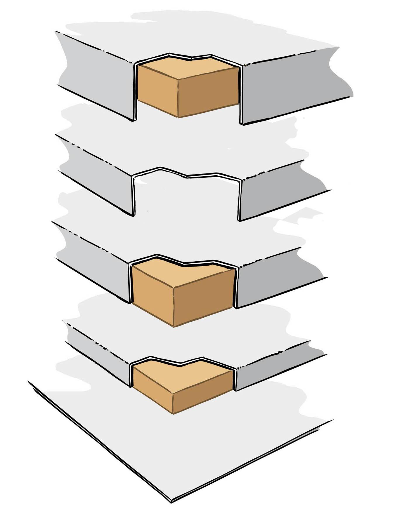 Home inox plan de travail inox massif 6 mm vibr - Plan de travail bois massif sur mesure ...